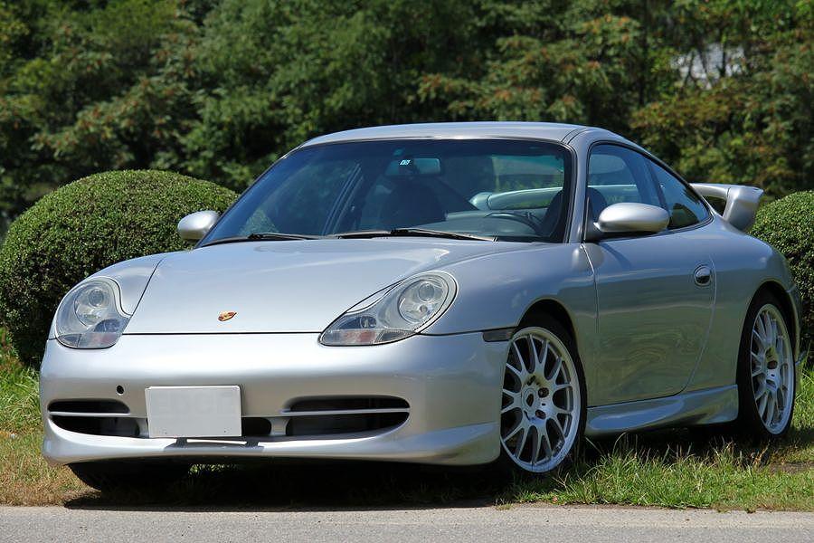 ポルシェ 911カレラ GT3仕様車